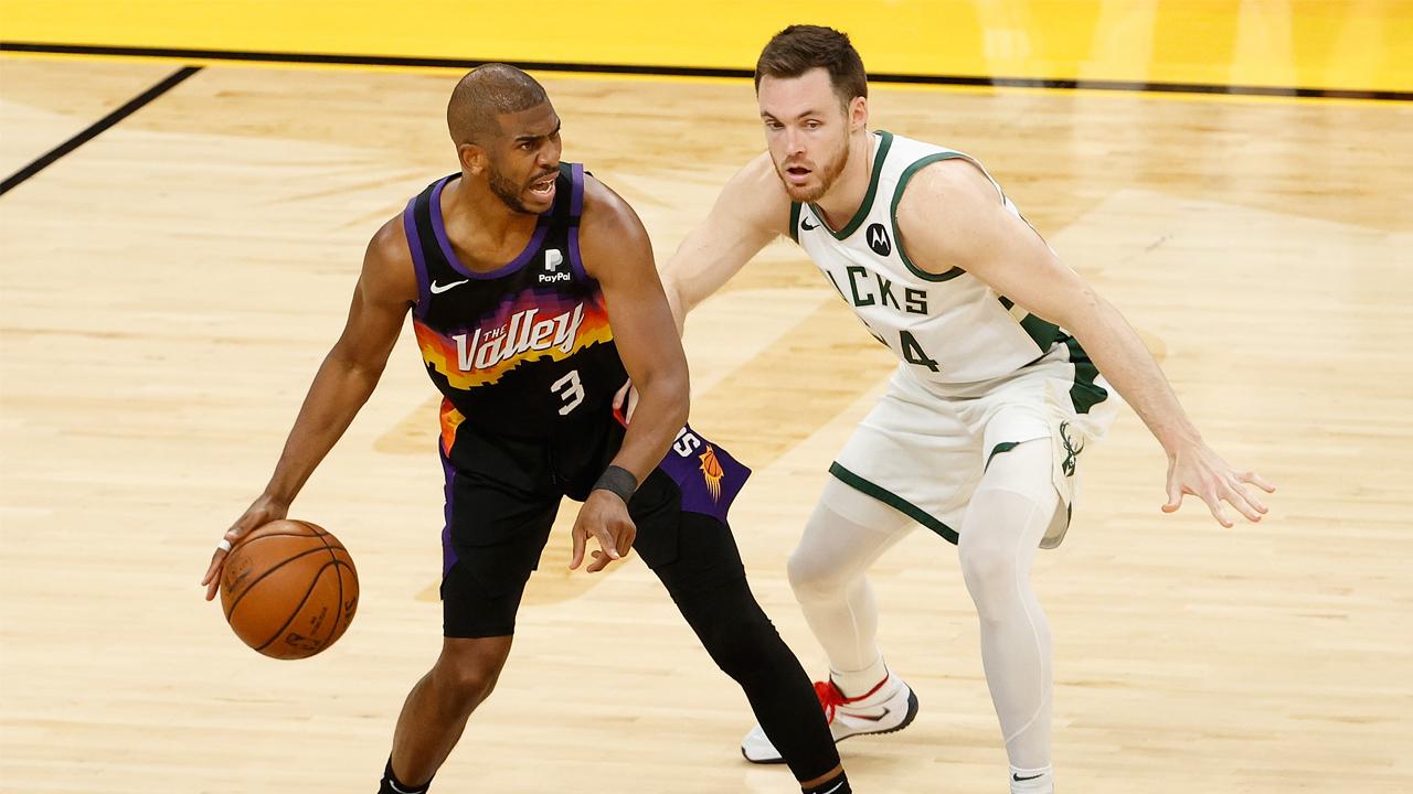 Suns vs Bucks live stream: how to watch game 3 NBA Final online from anywhere   TechRadar