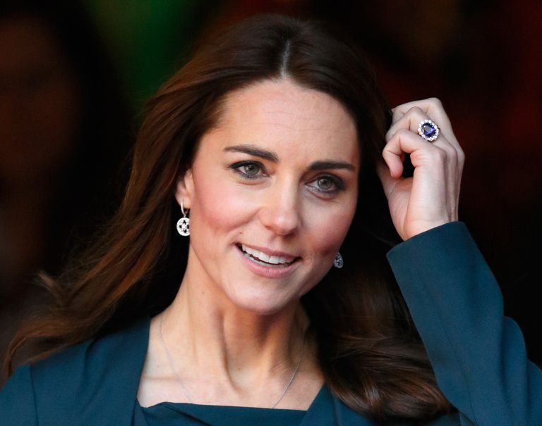 Kate Middleton, Catherine, Duchess of Cambridge attends the ICAP charity day at ICAP on December 9, 2015 in London, England