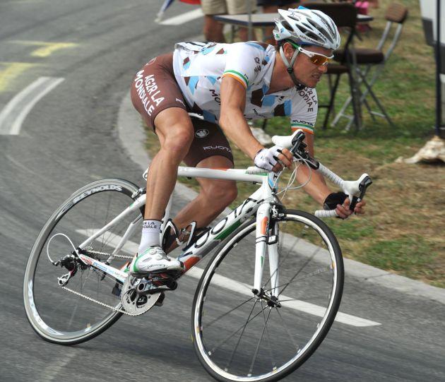 Nicolas Roche, Tour de France 2010, stage 15
