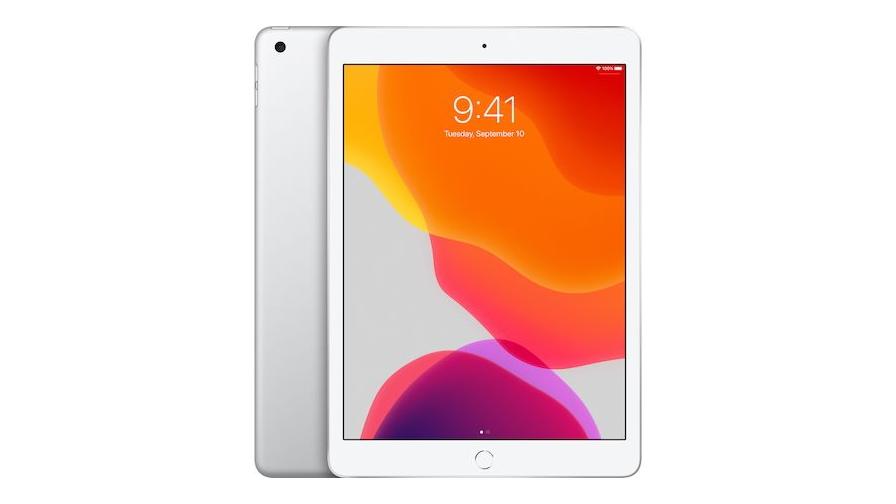 Best tablet: iPad 10.2