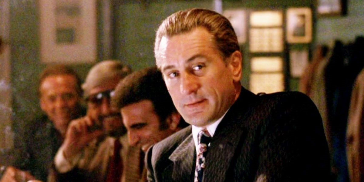Robert De Niro in Goodfellas