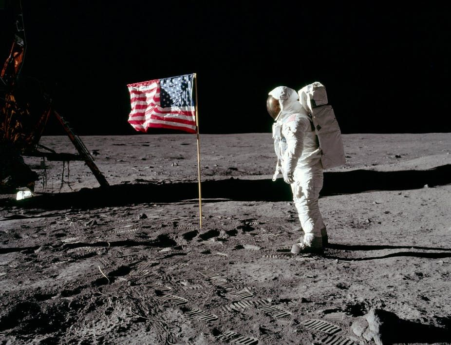 Apollo landers, Neil Armstrong's bootprint and different human artifacts on Moon formally protected by new US legislation