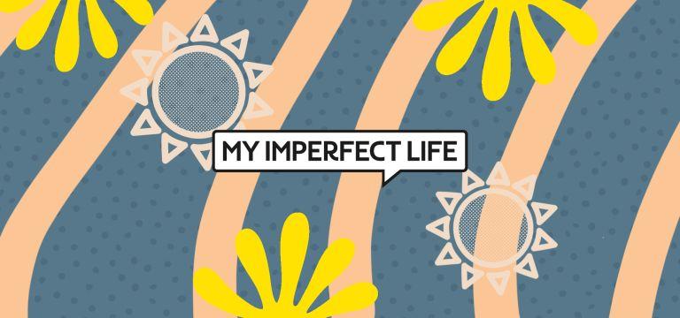 my imperfect life logo image