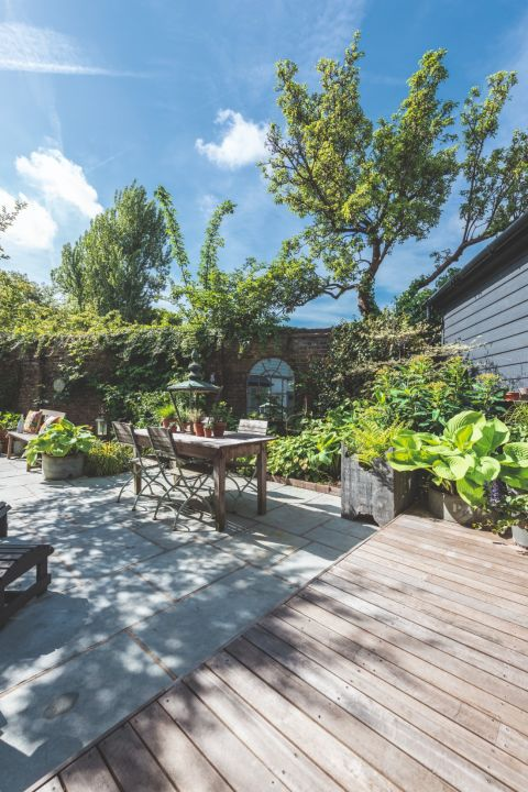 40 Decking Ideas Covered With Lights, Wickes Outdoor Deck Lights