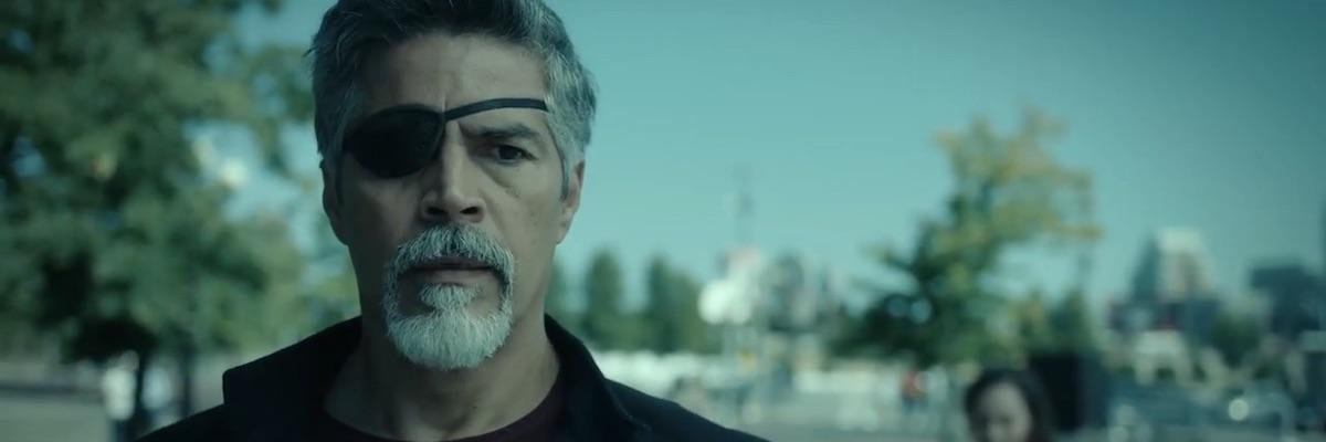 Esai Morales as Slade Wilson in Titans