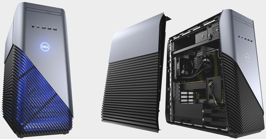 This Dell gaming PC with a Ryzen 5 CPU and RX 570 is $480 today