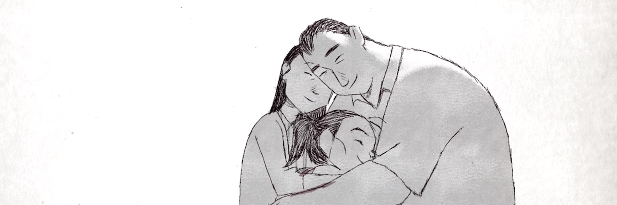 If Anything Happens I Love You's family hugging