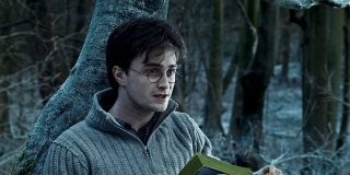 Harry Potter in Deathly Hallows Part 1