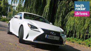 lexus rc300h review