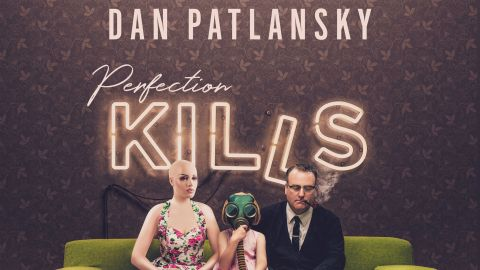 Cover art for Dan Patlansky - Perfection Kills album