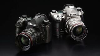1.6 million ISO! Here's a guided tour of the upcoming Pentax K-3 Mark III