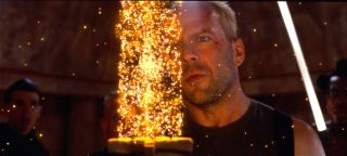 The Fifth Element blended science fiction with fantasy (Image credit: Sony Pictures)