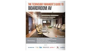 The Technology Manager's Guide to Boardroom AV