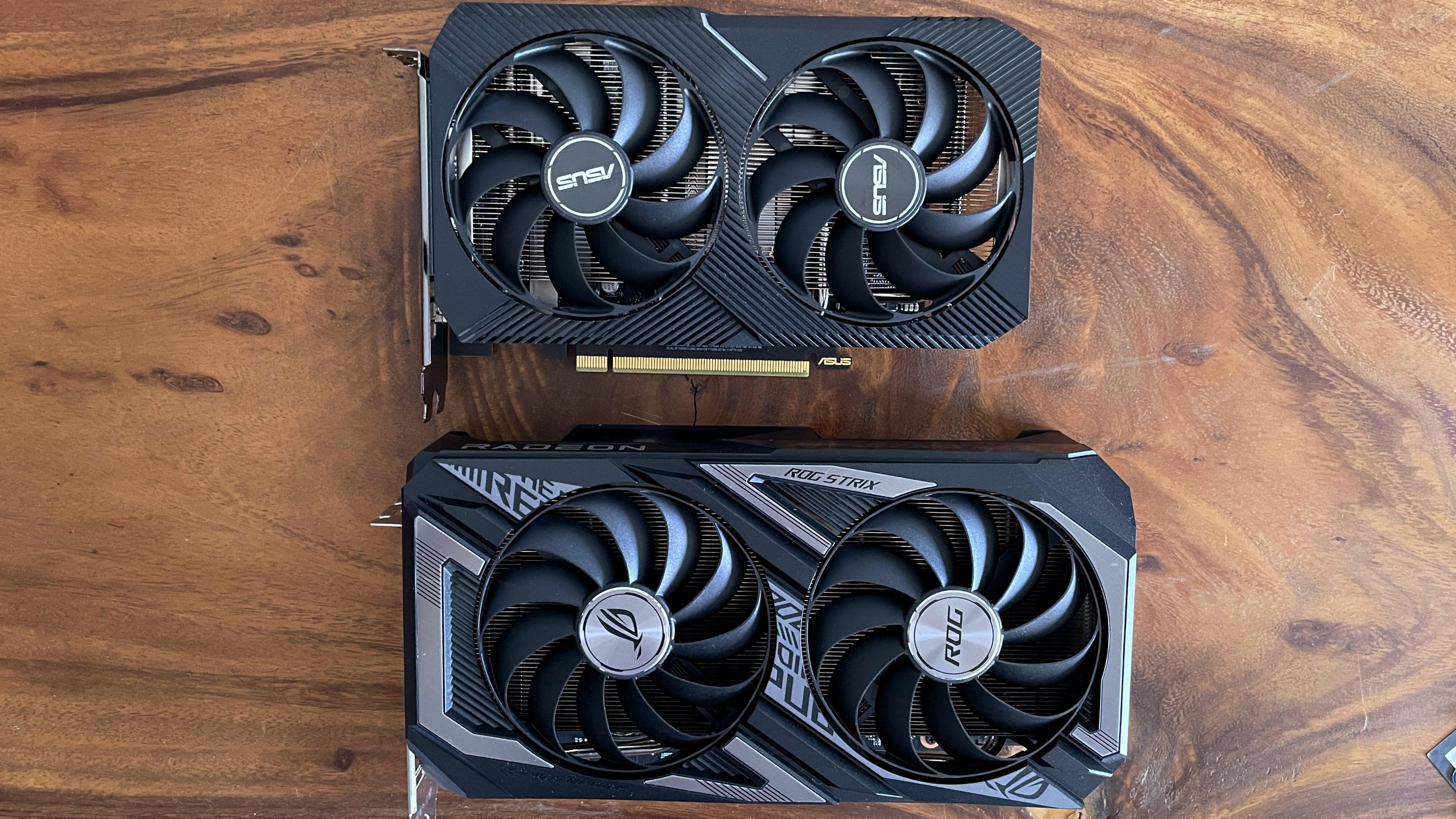 ASUS ROG Strix RX 6600 XT