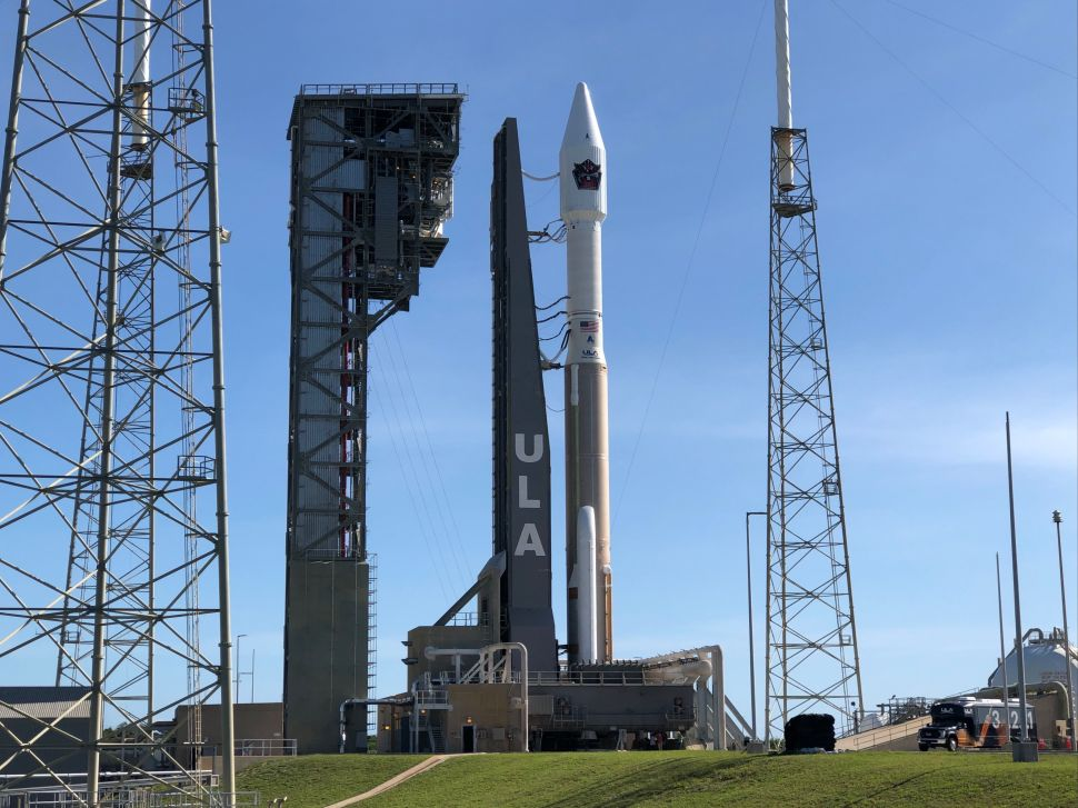Watch an Atlas V rocket launch US Space Force missile-warning satellite today