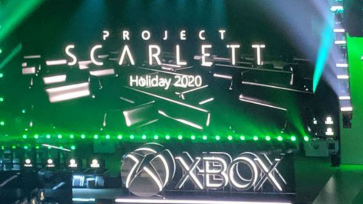 Xbox Project Scarlett is focused on high frame rates, quick loading times, and playability, says Microsoft