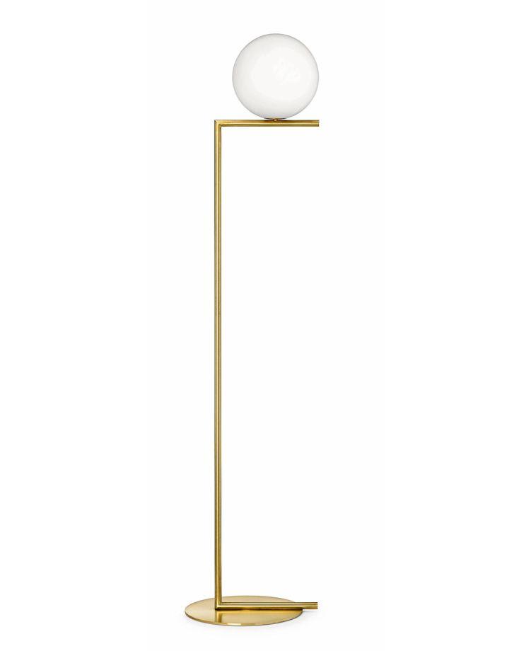 Ic f1 floor lamp £460 michael anastassiades for flos