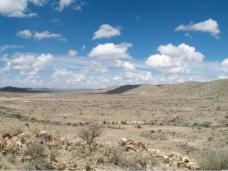 namibian site of ancient reef