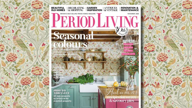 Period Living November 20 preview