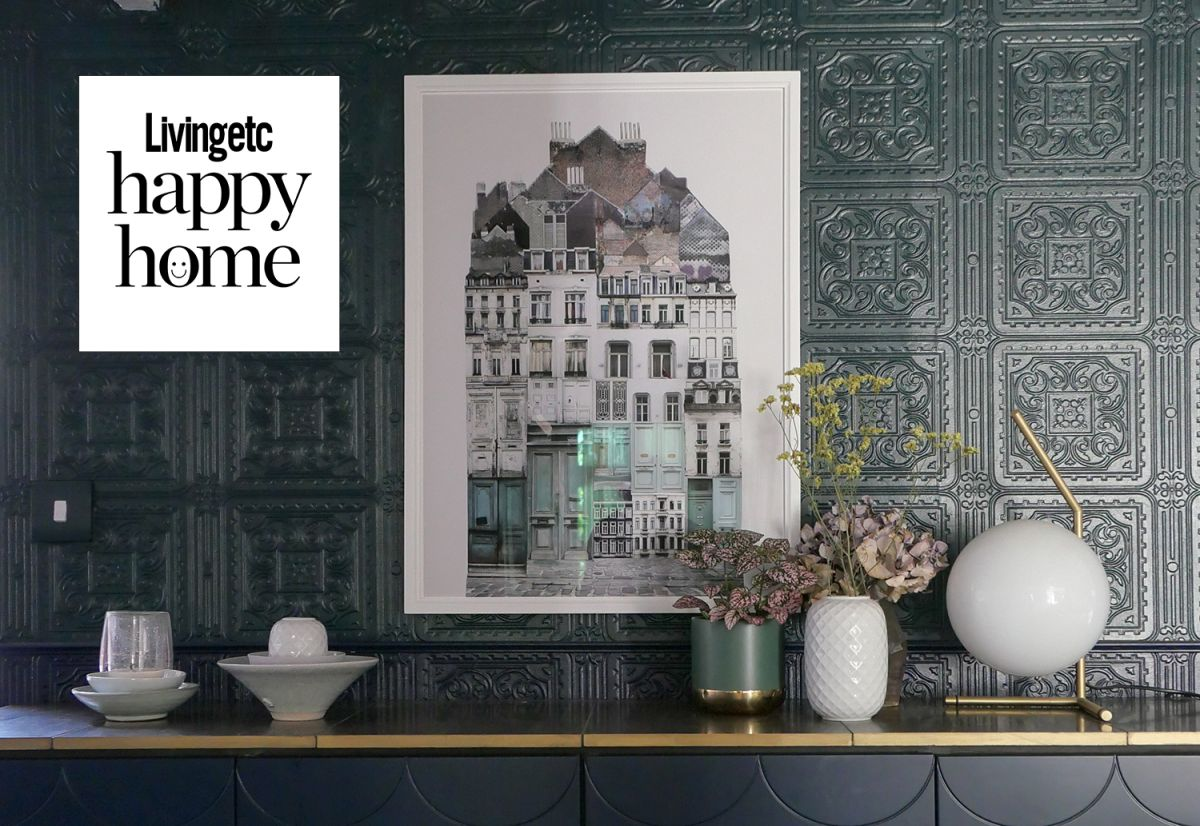 How to make your hallway feel happy by interiors expert Michelle Ogundehin