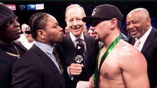 danny Garcia vs shawn Porter live stream boxing