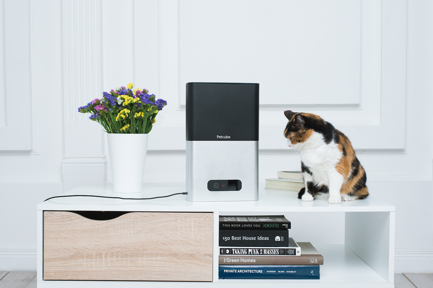 Petcube's Latest Device Lets You Feed Fido from Afar | Tom's