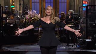 Adele Saturday Night Live monologue screenshot