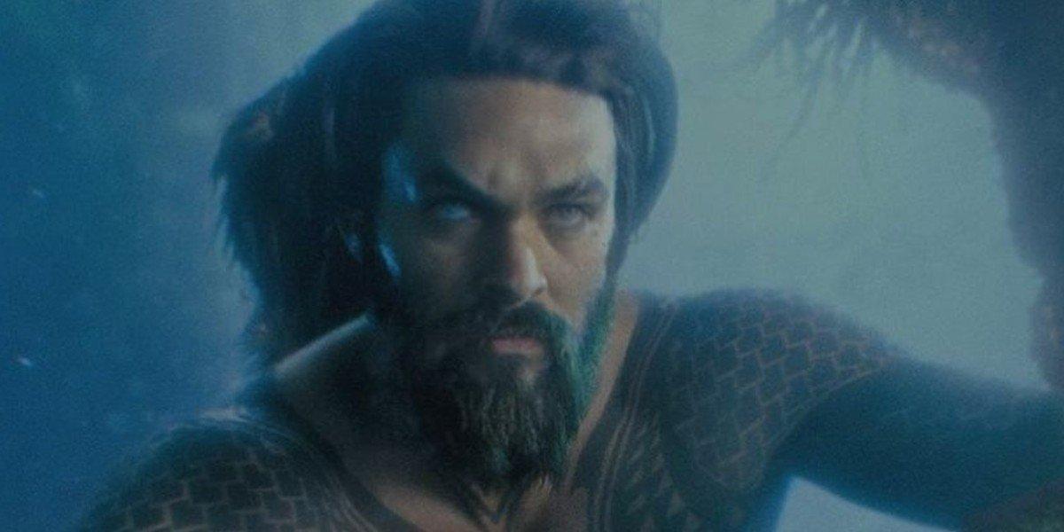 Jason Momoa - Aquaman (2018)