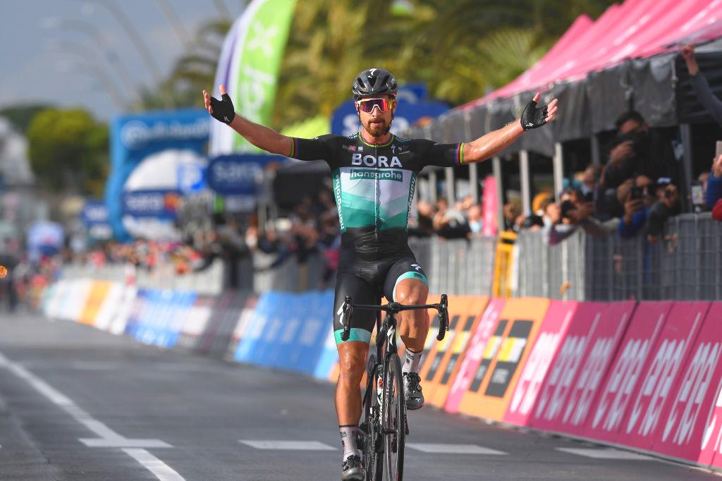 Sagan Giro 2020 stage 10 win