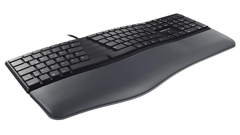 Best ergonomic keyboards: Cherry KC 4500 Ergo