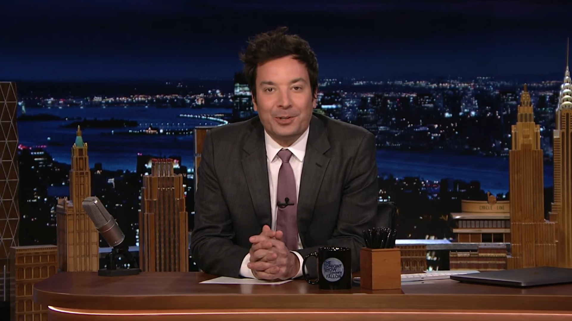 Yes, Jimmy Fallon is streaming Among Us today