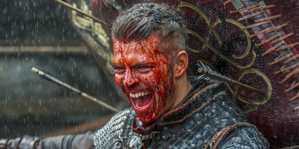 Vikings Ivar the Boneless Alex Hogh Andersen History Channel