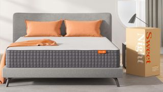 The Sweet Night Breeze mattress is 15% off today