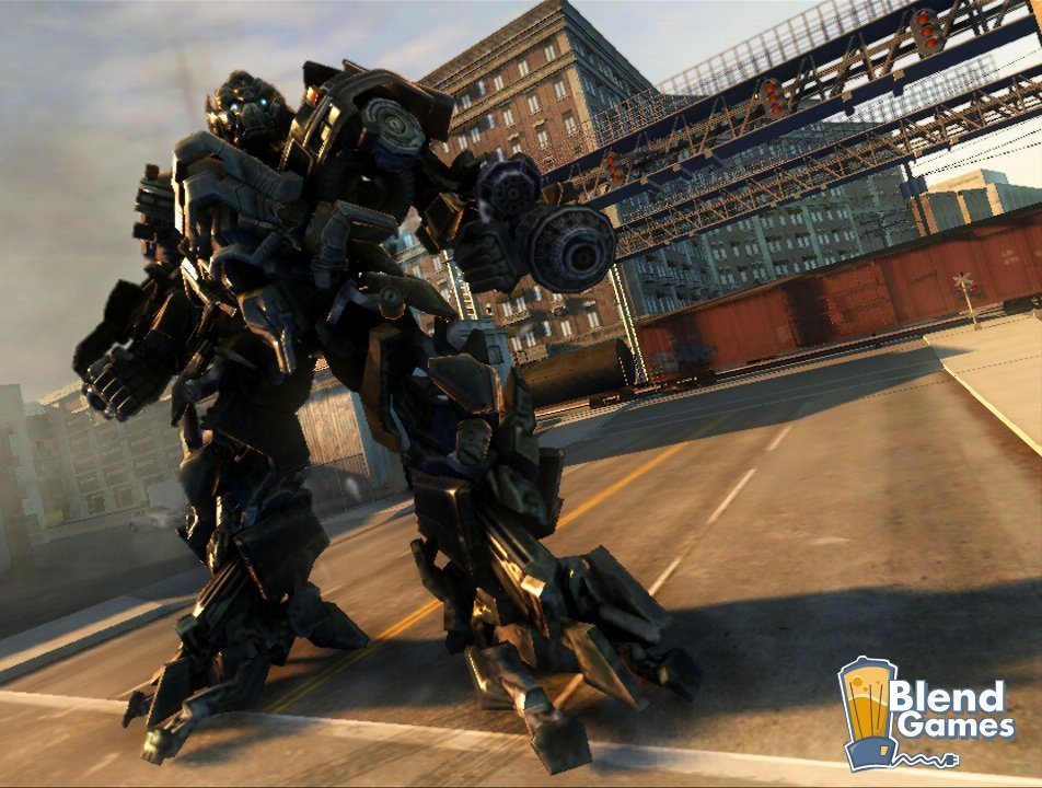 Transformers: Revenge Of The Fallen Awesome New Screenshots #5634