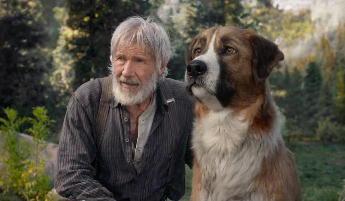 Harrison Ford in The Call of the Wild