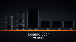 Sneak peek video from Tamron shows four mystery mirrorless lenses - but what will we see come the October announcement