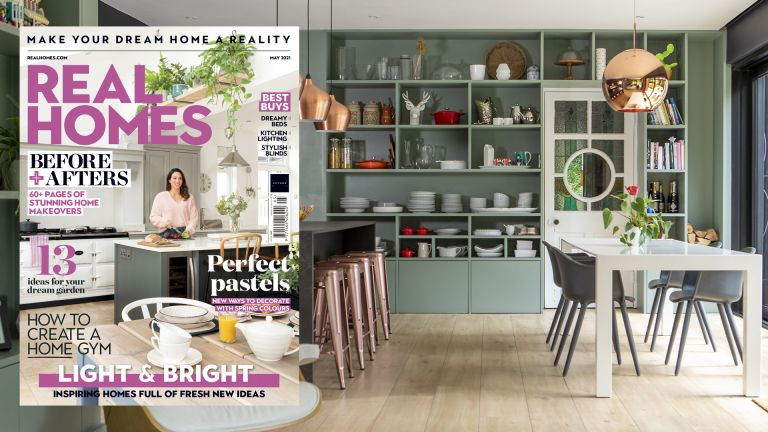 Real Homes magazine, May 2021 issue