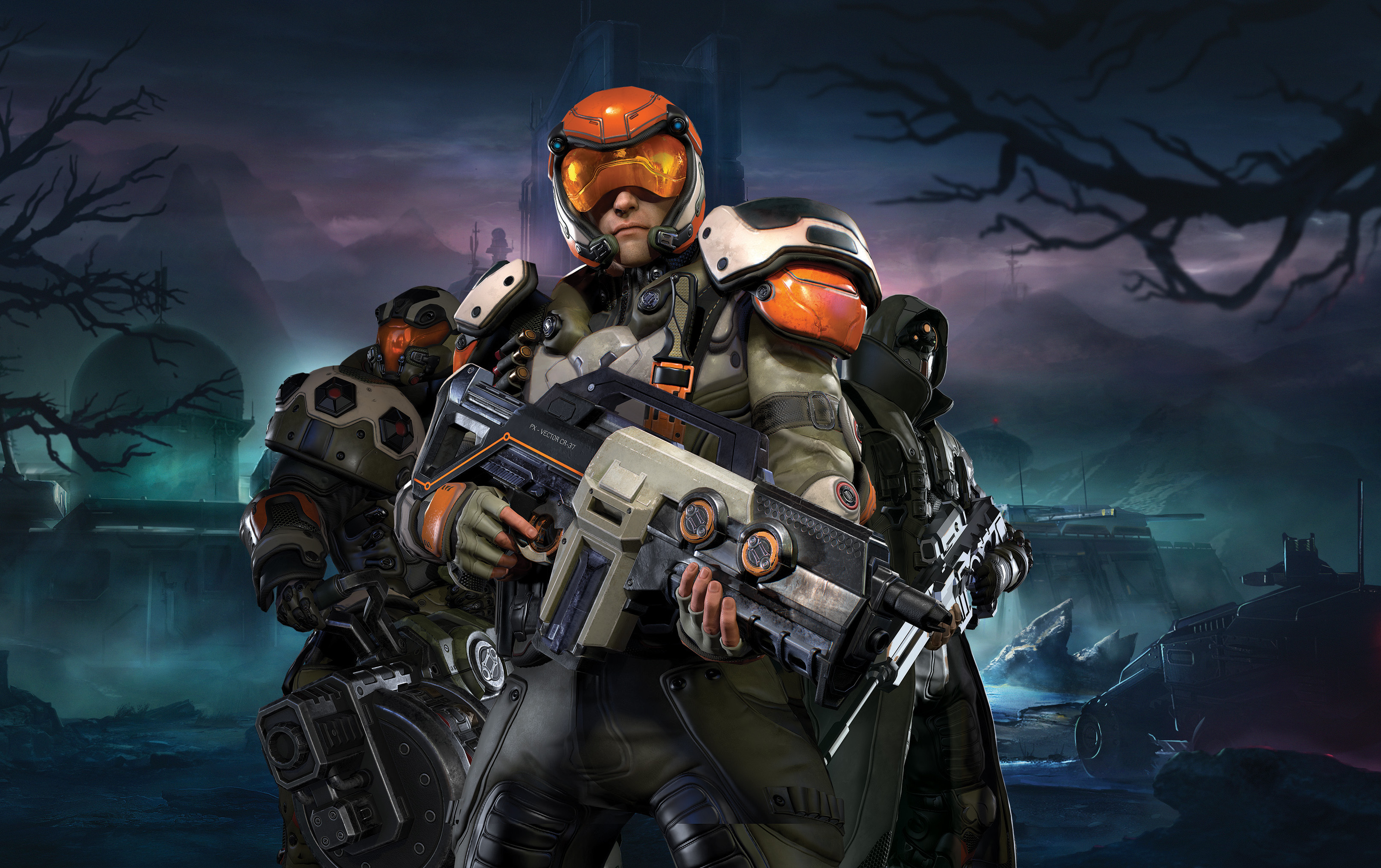Phoenix Point is X-COM creator Julian Gollop's vision of a grand strategy game
