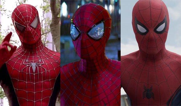 recent versions of Spider-Man