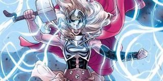 Mighty Thor Marvel