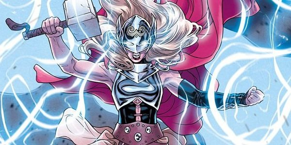 6 Things To Know About Jane Foster's Mighty Thor - CINEMABLEND