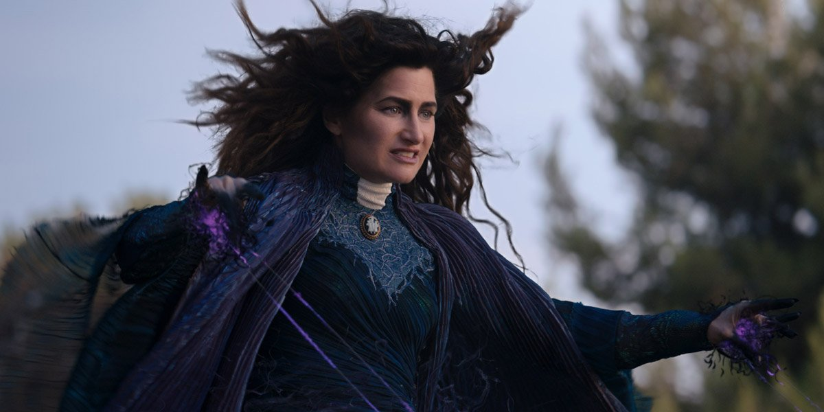 How And When WandaVision's Agatha Harkness First Discovered Scarlet Witch's  Powers, According To The Director - CINEMABLEND