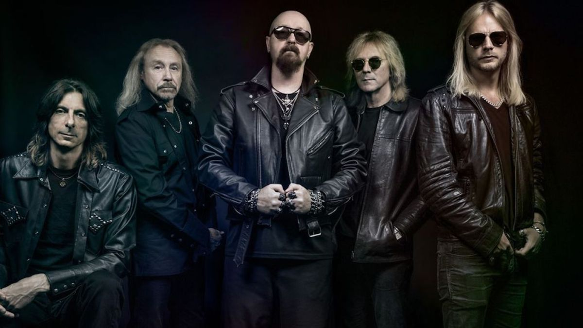Glenn Tipton's 'sharp ideas' have inspired an 'enormous' stack of new Judas Priest songs