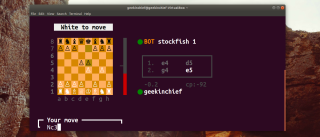 How to Play Chess in Linux