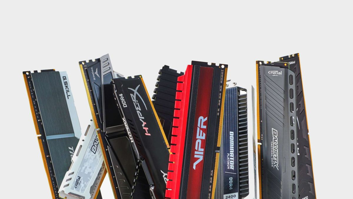 Don't let your head be turned by 5,000MHz RAM kits, high-speed gaming memory makes no sense