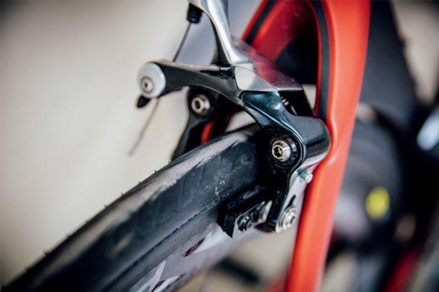 Direct mount brakes