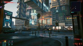 Cyberpunk 2077 Cinematic RTX