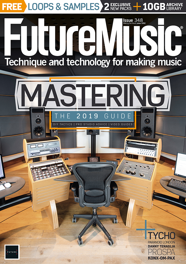Issue 348 of Future Music is on sale now | MusicRadar
