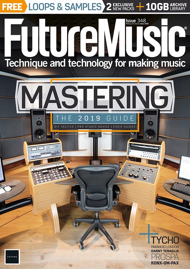 Future Music - Cover