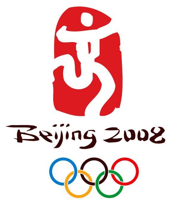 Beijing 2008 Olympic Games logo